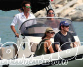 Matt Dillon a bordo di un Cayman 31 Sport Touring di Ranieri International