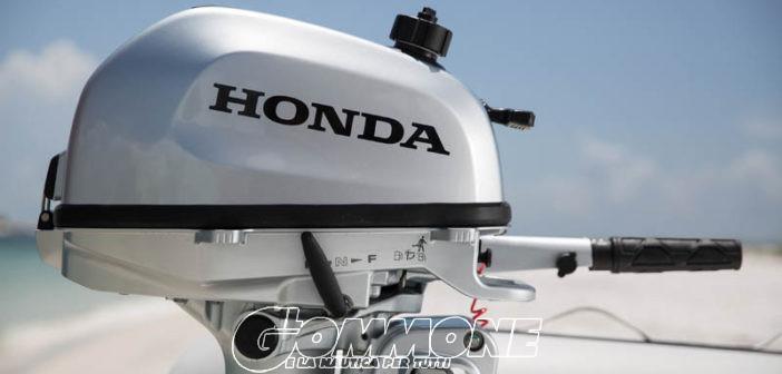 Honda Marine presenta al Salone Nautico i nuovi BF4, BF5 e BF6