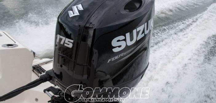 Novità fuoribordo: Suzuki presenta i nuovi 150 AP e 175 AP