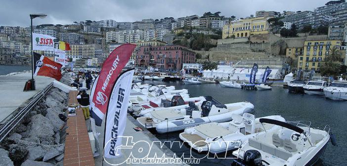 Al via domani a Napoli la fiera «galleggiante» Navigare