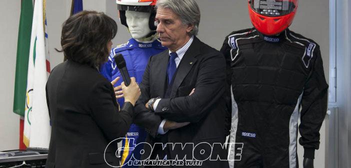 Iaconianni riconfermato Presidente della Federazione Italiana Motonautica