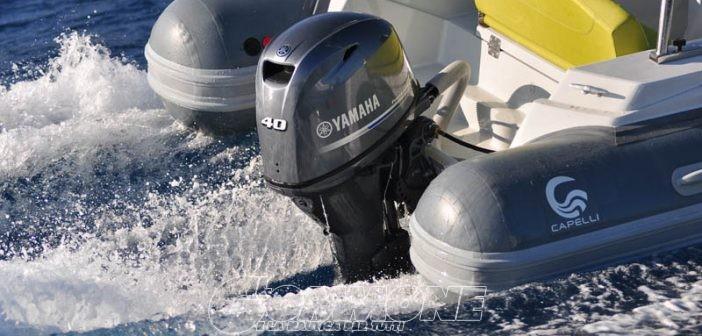Prove in acqua Yamaha sul Lago di Garda il 20 e 21 maggio