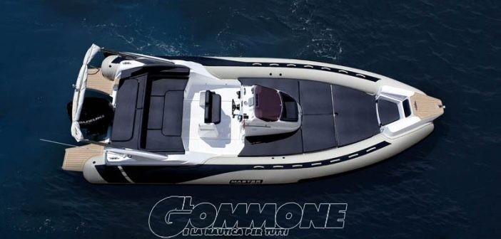 Master svela il nuovo «775»: lo vedremo a Cannes e Genova