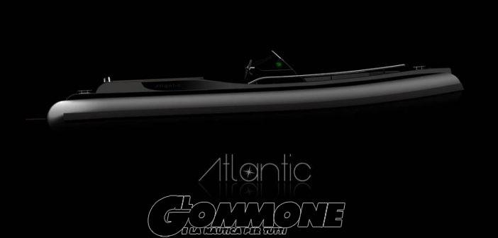 Scendono in acqua a Como i nuovi gommoni Atlantic