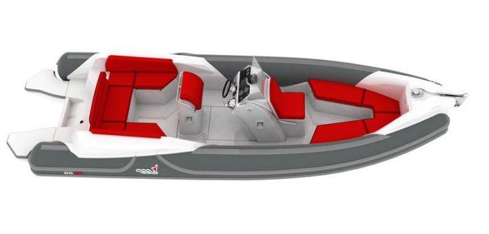MV Marine: al Salone di Parigi con il nuovo 25 GT