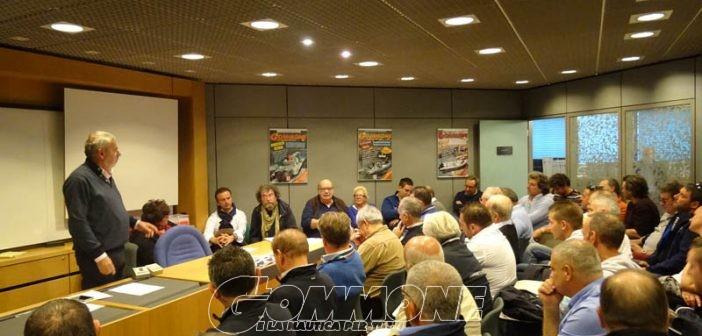 Grande partecipazione alla riunione dei Club presso la rivista Il Gommone