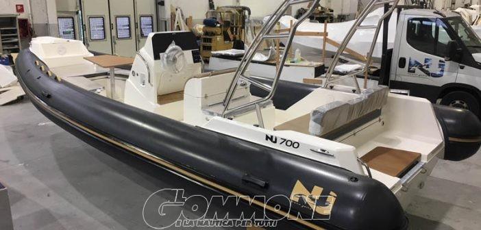 Nuova Jolly: svelato il nuovo NJ700 XL. Debutto a Parigi