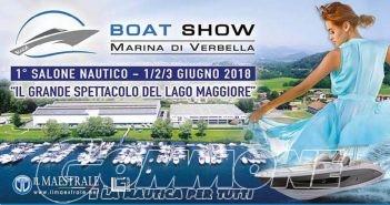 Marina di Verbella: dall'1 al 3 giugno c'è il boat show