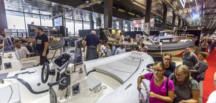 Al via oggi il 58° Salone Nautico di Genova con tanti gommoni e motori