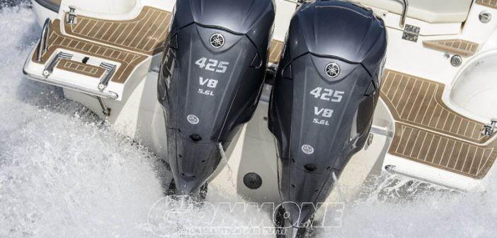 Yamaha Experience: ad Andora due week-end da «brividi» con il super 425 XTO Offshore