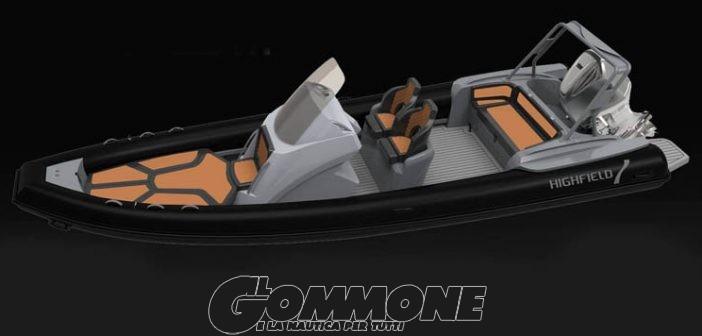 Design italiano per il nuovo 760 Sport di Highfield