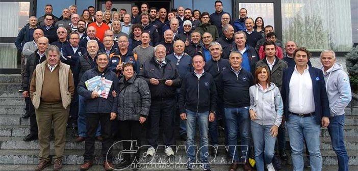 Grande partecipazione alla riunione annuale dei Club presso «Il Gommone»