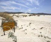 La spiaggia di Capo Teulada libera da servitù militari