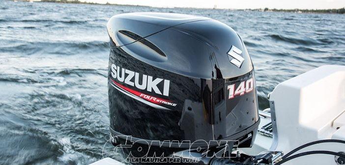 Nuova promozione Suzuki per i fuoribordo fino a 140 hp