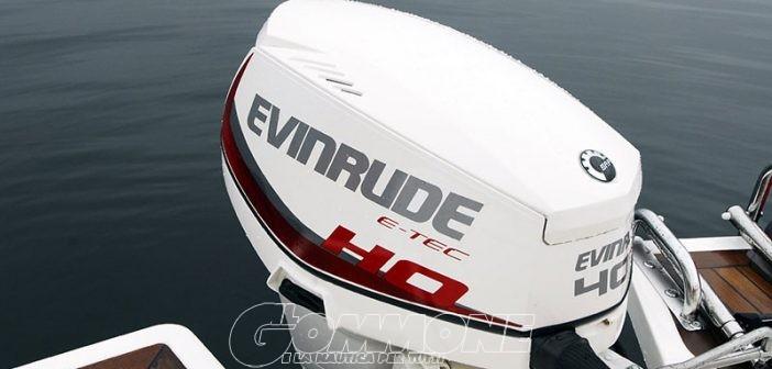 Solo una mini-proroga balneare per l'Evinrude E-Tec 40?