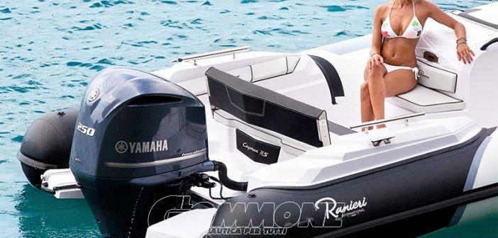 Ranieri International e Yamaha i marchi più «ricercati». E il gommone il più desiderato!