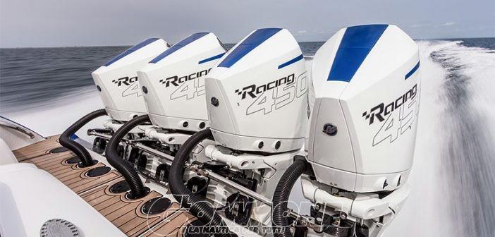 Debutta il Mercury Racing 450R: nuova corsa alle super-potenze!