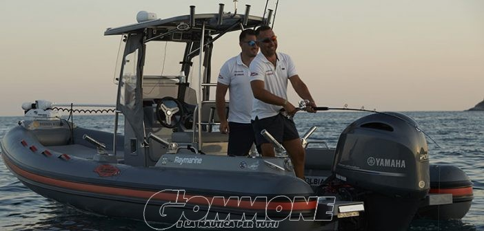 Nuovo package Yamaha-Joker Boat-Raymarine per la pesca