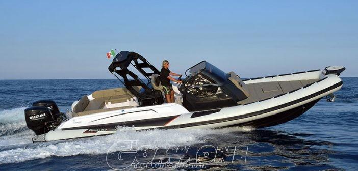 Ranieri International Cayman 35.0 Executive: la prova completa