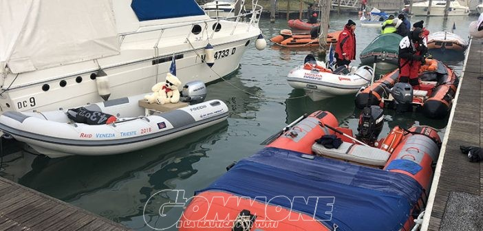 Venezia-Trieste-Venezia: il 6 dicembre il via al raid più «vintage» del mondo!