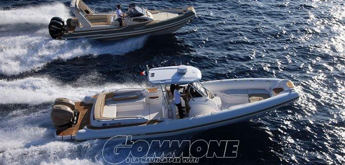 Tecnica: un gommone open naviga meglio di uno cabinato?