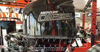 Al Miami Boat Show in mostra anche il Mercury Diesel