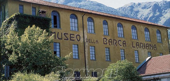 Dal 10 luglio riapre il Museo della Barca Lariana (con tanti fuoribordo storici)