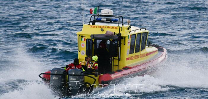 Yamaha supporta la Croce Rossa Italiana con fuoribordo e moto d'acqua