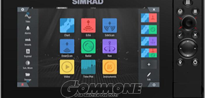 Simrad presenta il nuovo NSS evo3S