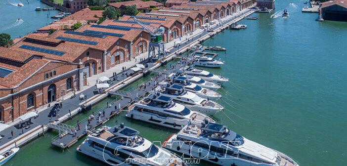 Salone Nautico Venezia, presentata l'edizione 2021: si parte il 29 maggio