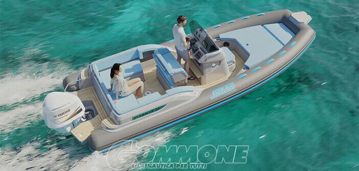 Joker Boat: al Salone Nautico il nuovo Clubman 22 Plus